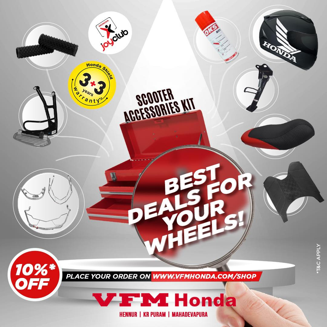 VFM Honda - Authorized Honda Dealers