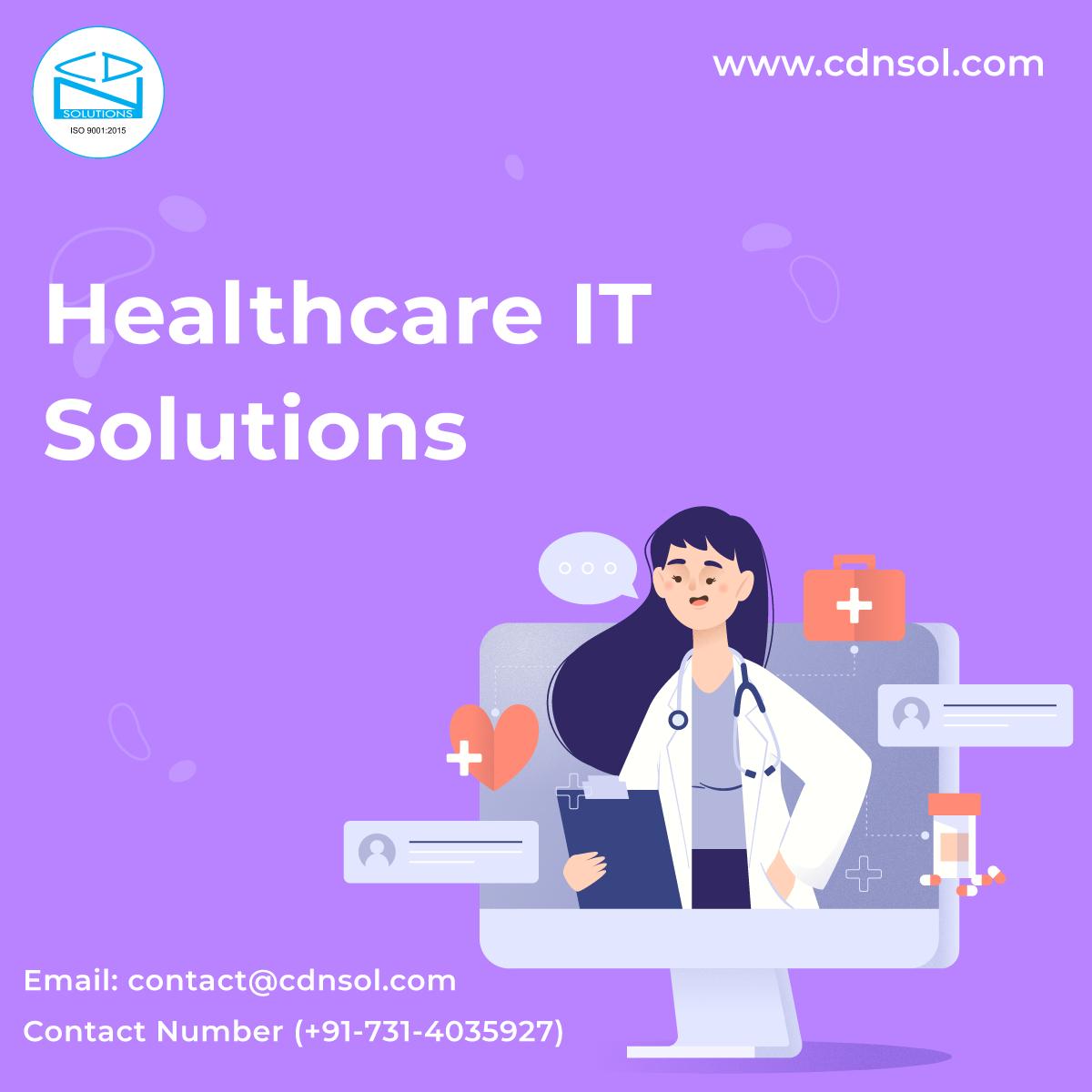 Hire Healthcare Software Solution Provider - Healthcare Software Development Company