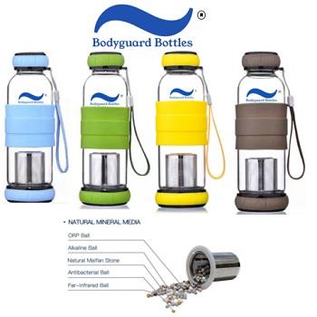 Buy Reusable Water Purification Bottle | FREE SHIPPING – Bodyguard Bottles