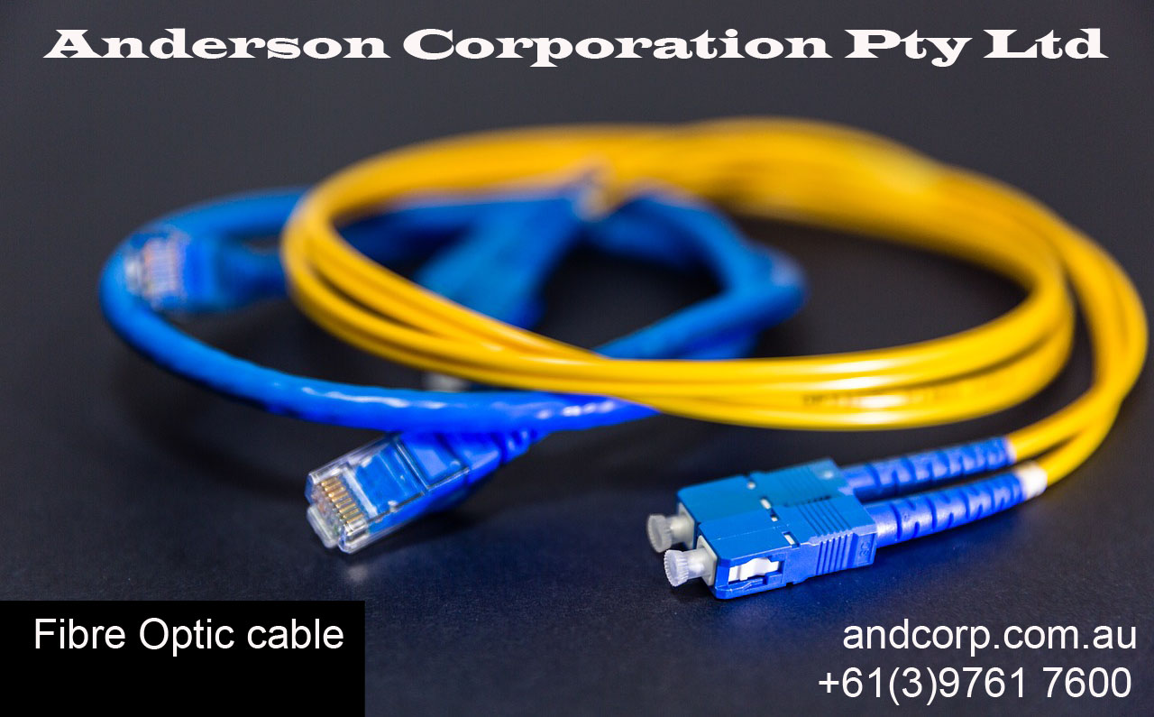 Choosing the correct fibre optic cable can make work smooth.