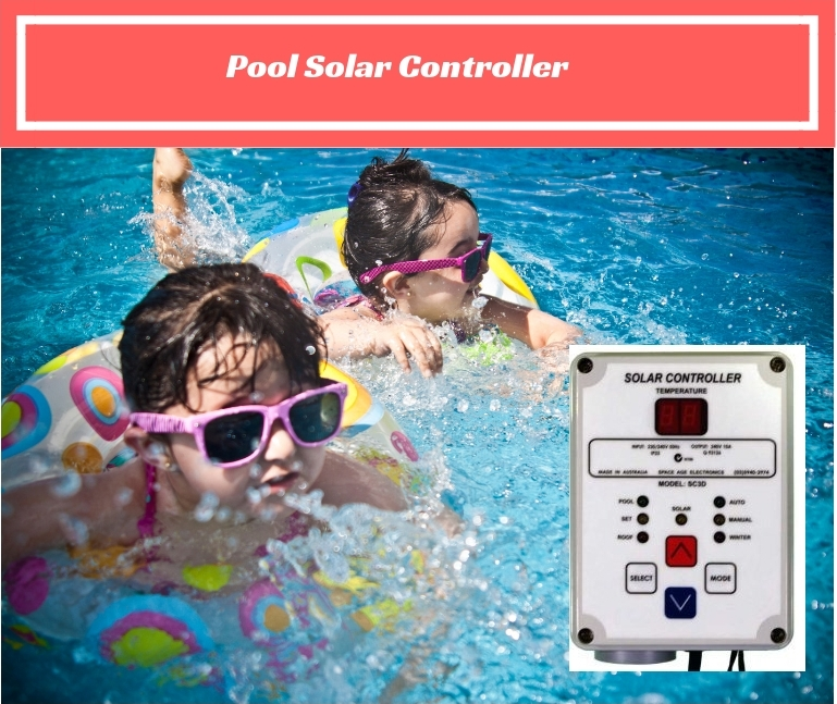 Pool Solar Controller and Collector in Melbourne