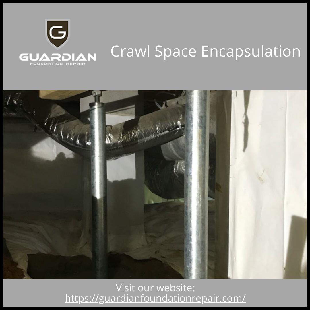 Guardian Foundation Repair - Professional Contractors for Crawl Space Encapsulation