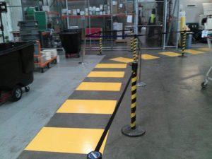 Warehouse Line Marking Melbourne