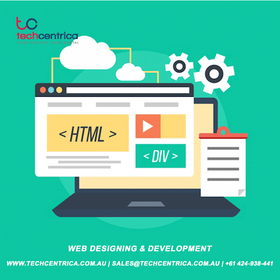 Web Designing Company in Melbourne