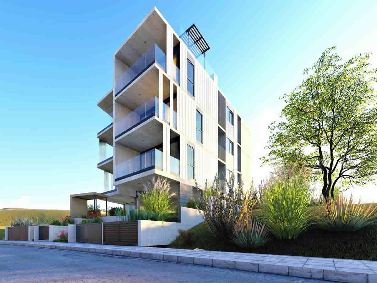Modern flats for sale Limassol