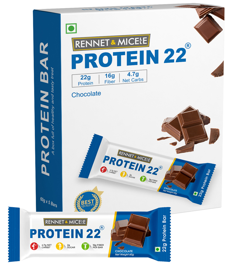 Get The Best Protein Bars With 22g Of Protein In One Bar
