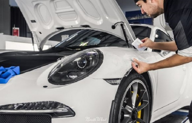 Protect your cars paint by adding XPEL PPF in San Francisco with MUM Sports