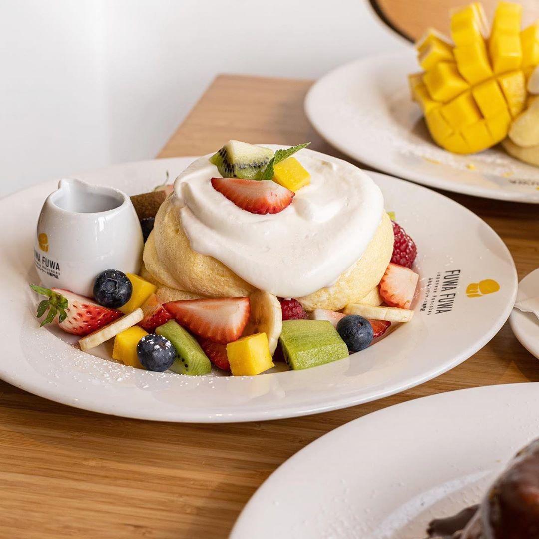 Best of Japanese Soufflé Pancakes in Toronto - FUWA FUWA Pancakes