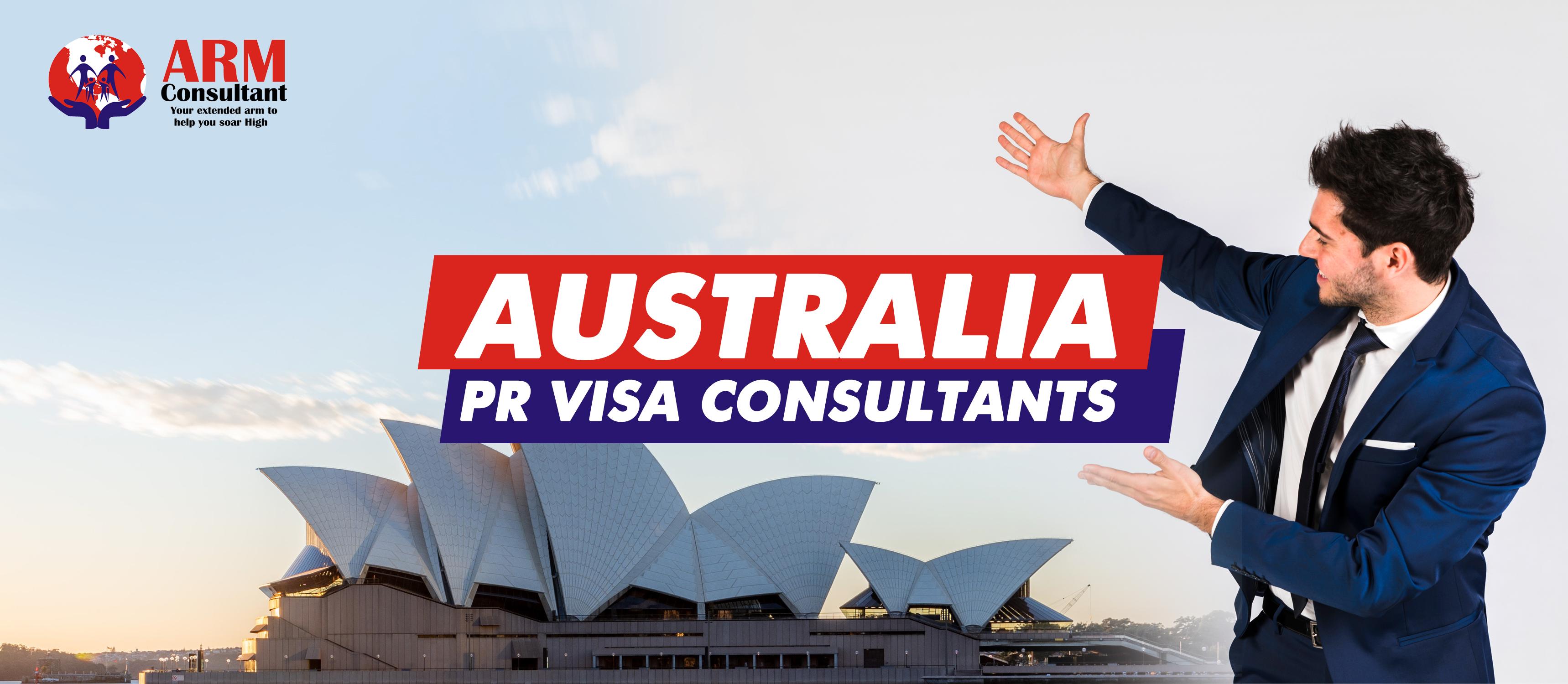 Identify the best Australia pr visa consultant.