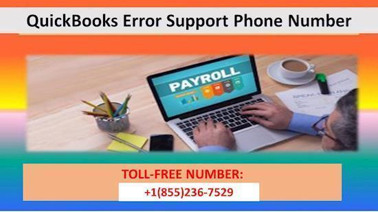 Want a quick fix for every QuickBooks payroll error? Get a fix from QuickBooks Payroll Support team.