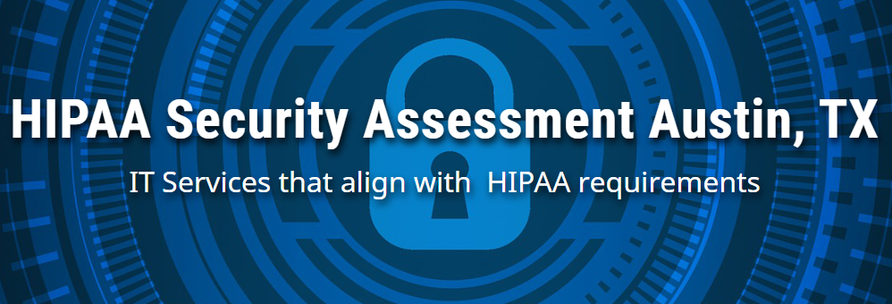 HIPAA Security Assessment Services