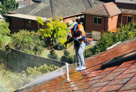 Get Top Quality Roof Tile Cleaning in Melbourne