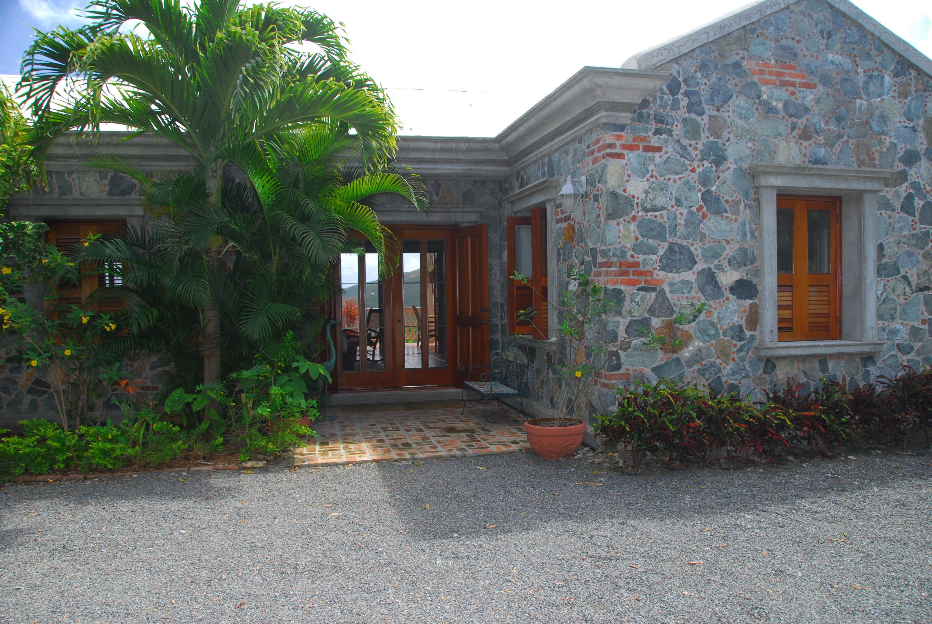 Fully Equipped Villa Rentals St. John USVI
