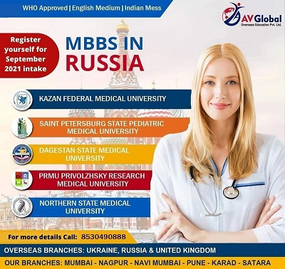 MBBS in Russia at Best Medical Universities