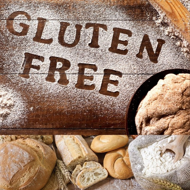 Gluten-Free Ingredient Nutrition and Healthy Eating