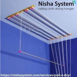 Pull And Dry Cloth Dryer In Bangalore