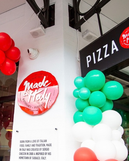 Made in Italy -Taste Delicious Italian Pizza in Sydney