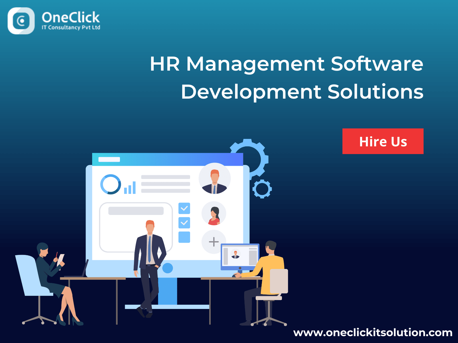 Best Human Resource Management Software Development in USA