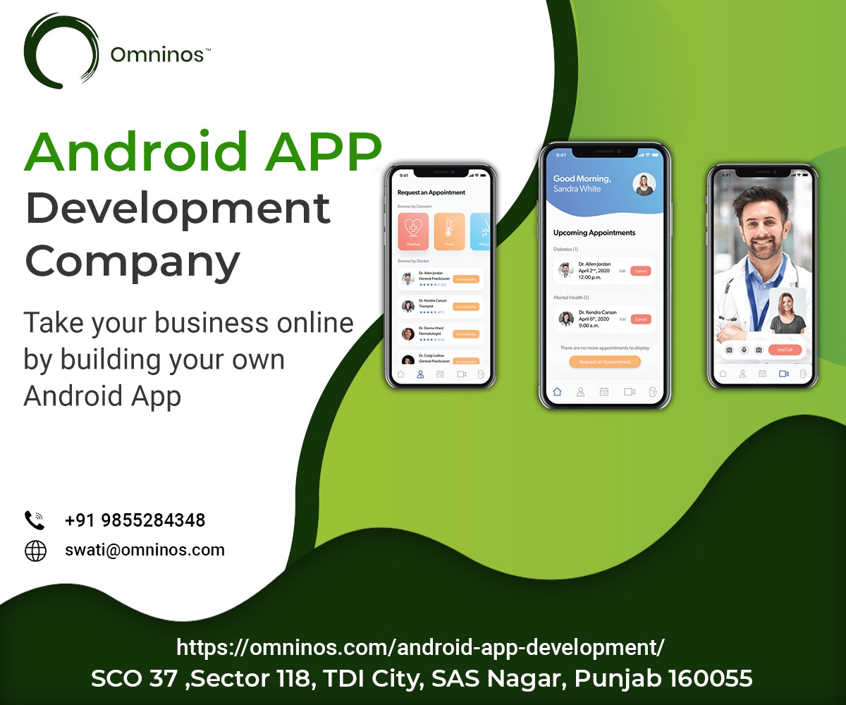 Android App Development Company | NODE JS DEVELOPMENT