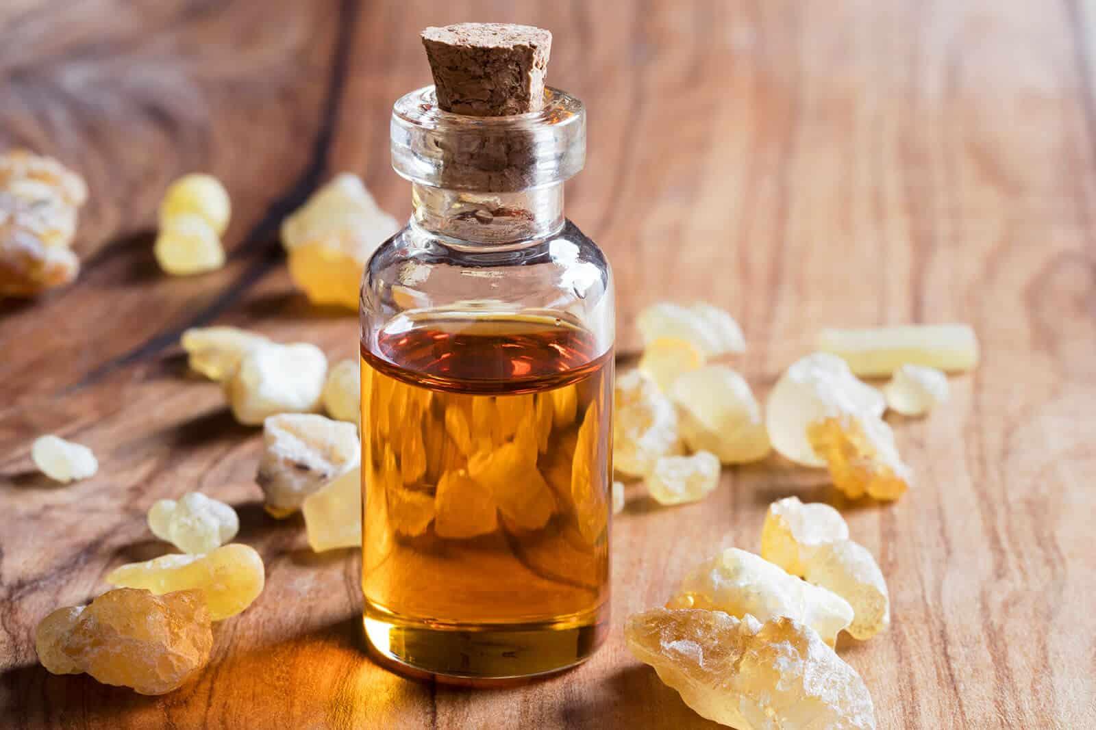Frankincense Essential Oil - Meraki Essentials