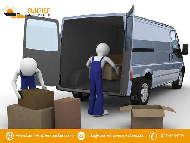 Sunrise Movers and Packers in Dubai