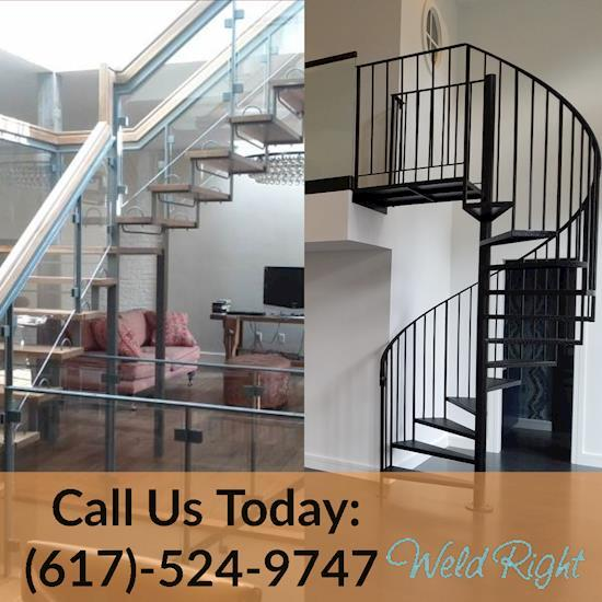 Boston Wrought Iron Works - Commercial And Residential - Professional Welding Services