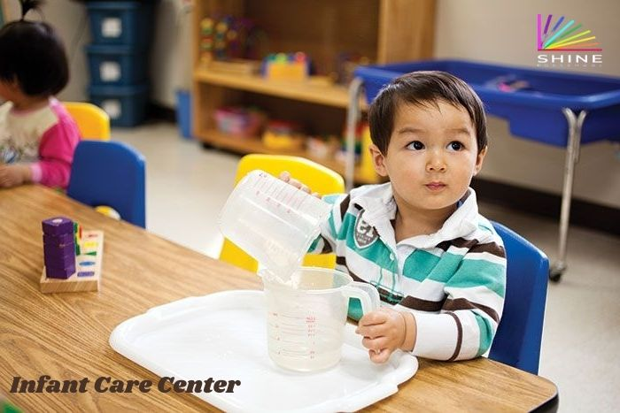 Infant School | Learning Support | Shine Preschool Center