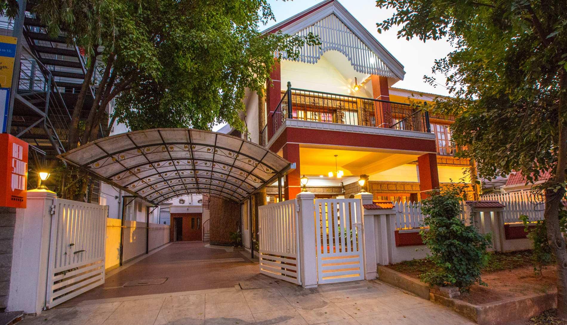 Service Apartments in HSR Layout Bengaluru