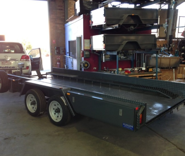 Best Car Trailers for Sale in Melbourne - Europe Trailers