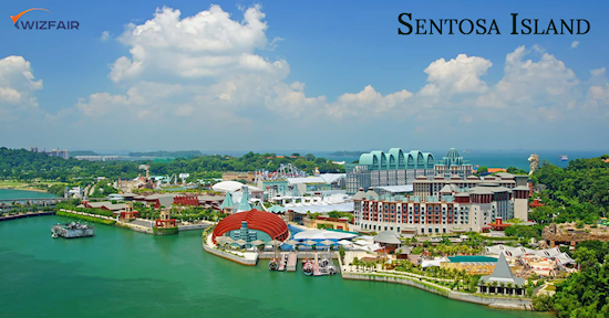 Budget Singapore holiday packages from delhi