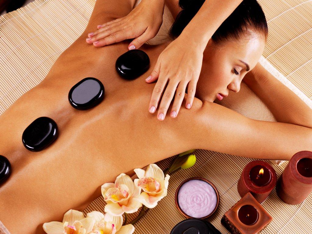 Raleigh Hot stone massage is best massage services in north Carolina