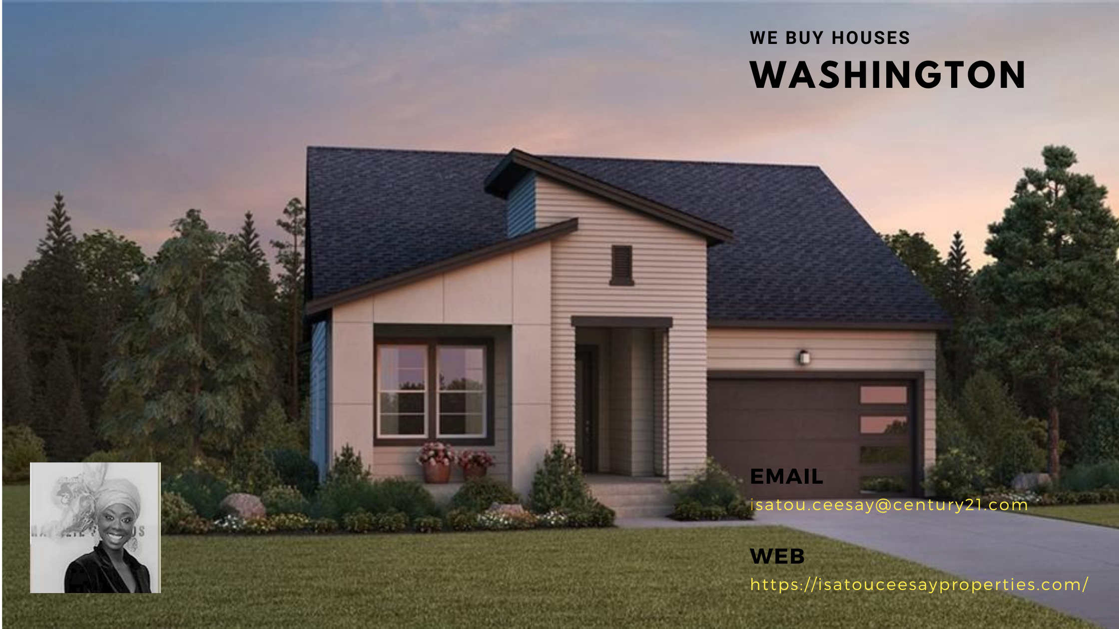 We Buy Houses Washington