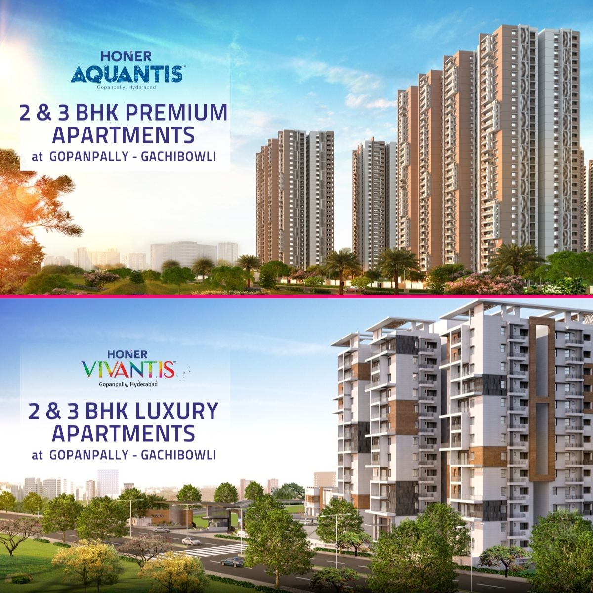 Gated Community Apartments in Hyderabad