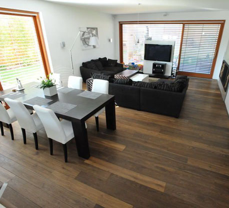 Solid Oak Flooring Old Chapel for Your Living Room - Au-mex Ltd