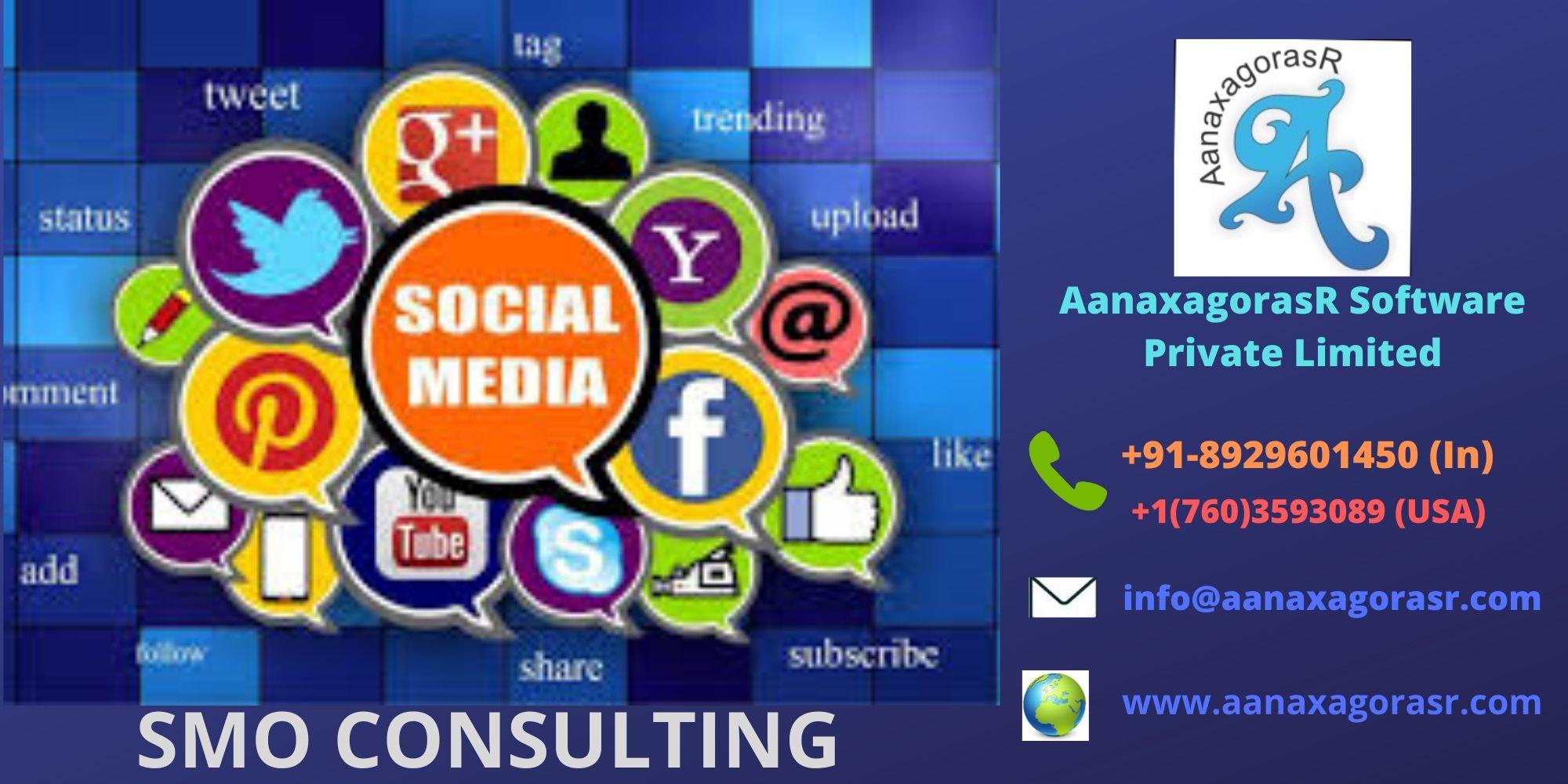 Top Social Media Optimization Consultant In Noida