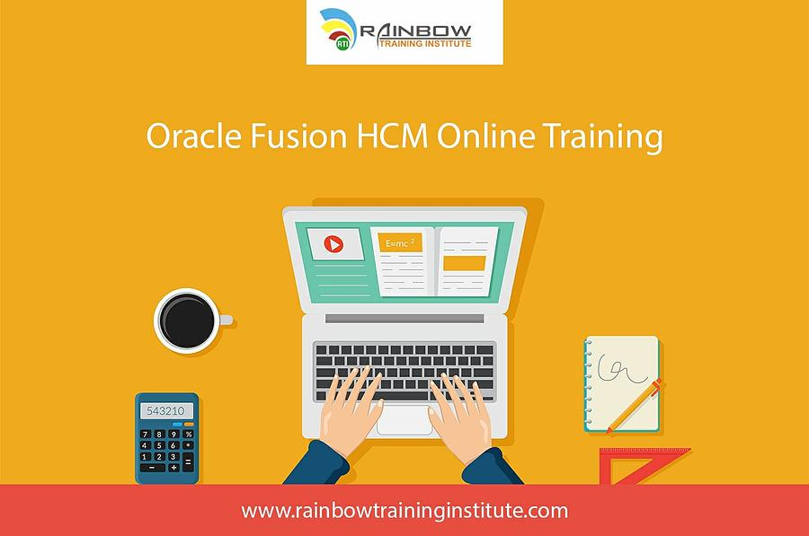 Oracle Fusion HCM Training | Oracle Fusion HCM Online Training | Hyderabad