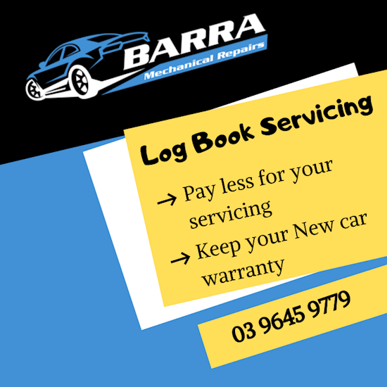 Car Log Book Servicing in Port Melbourne