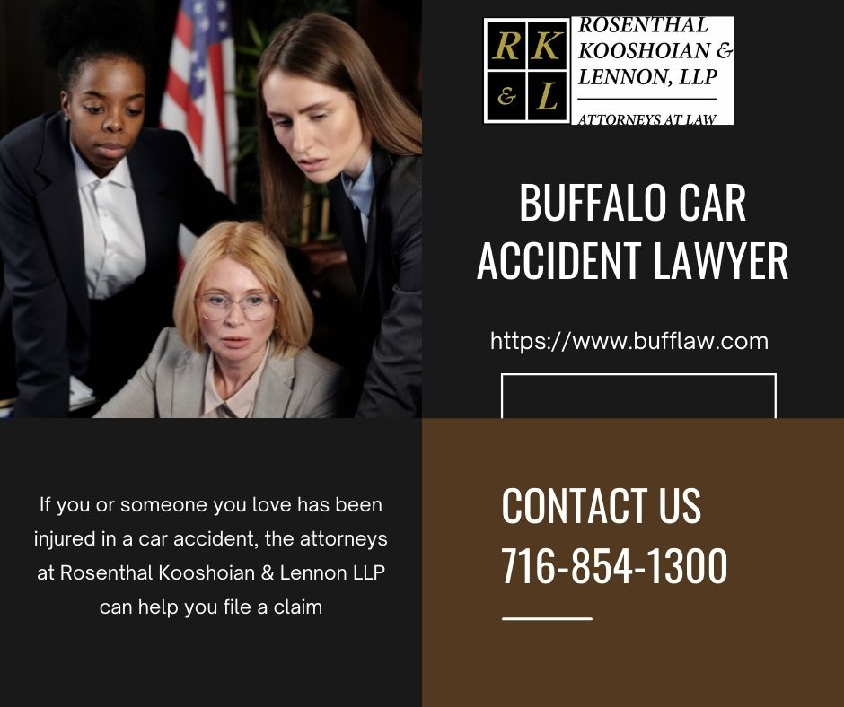 Buffalo Car Accident Lawyer - Rosenthal Kooshoian & Lennon LLP