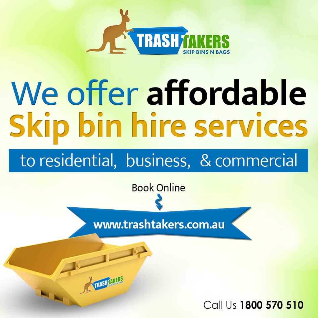 Skip Bin | Bin Hire | Rubbish Removals Services Melbourne