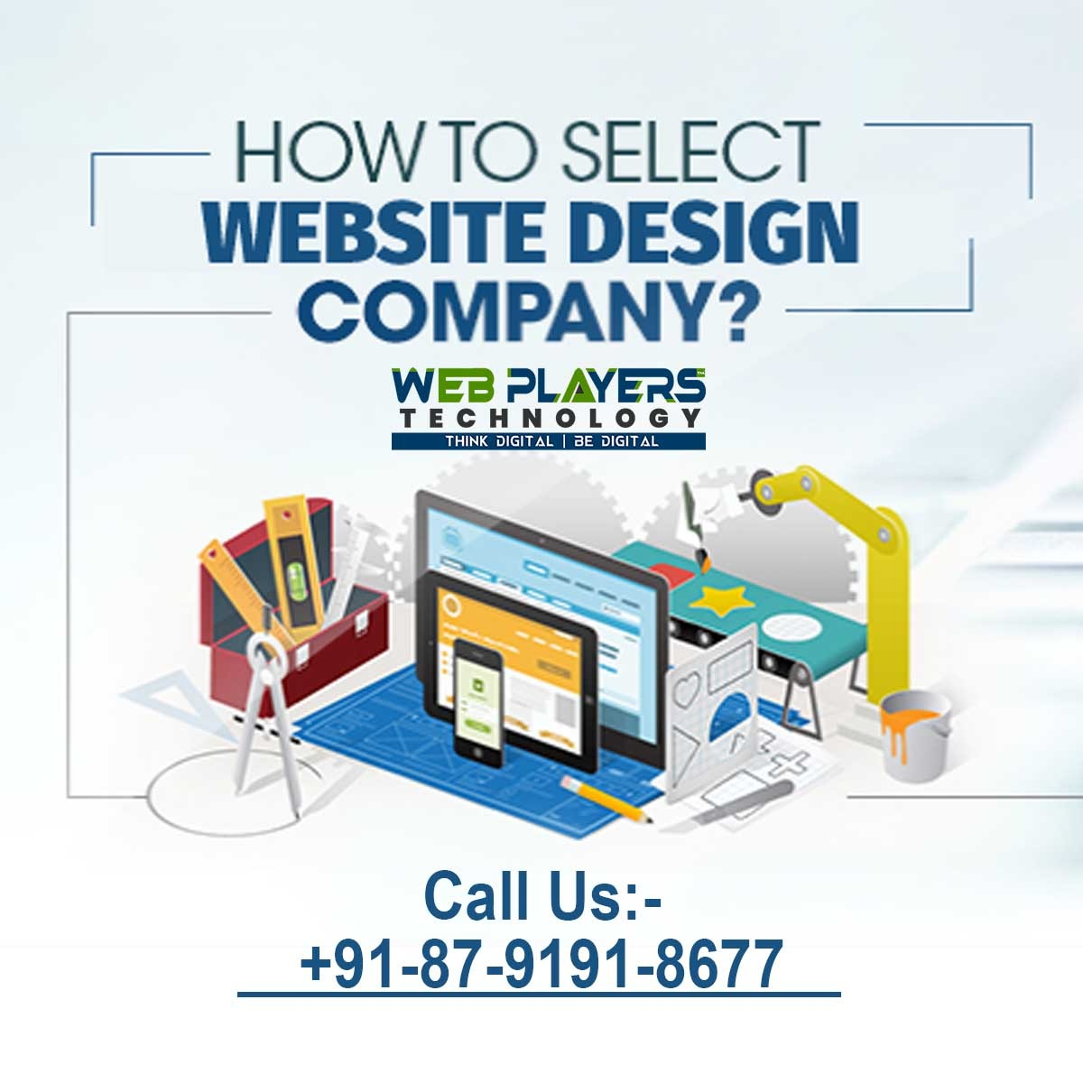 How to Choose a Website Design Company in Noida