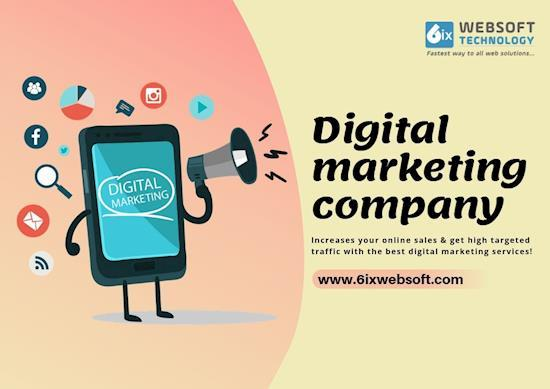 Best Digital marketing company Delhi, India