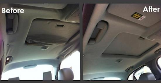 Car Headliner Replacement Service In Sunshine