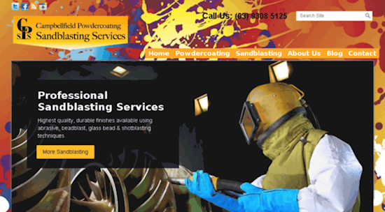 Experts of Powder Coating in Melbourne