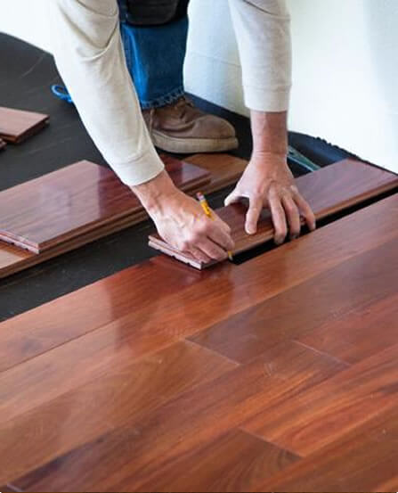 Quality Timber Floor Installation in Melbourne