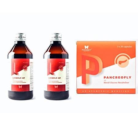 Pancreofly- A complete ayurvedic medicine near me