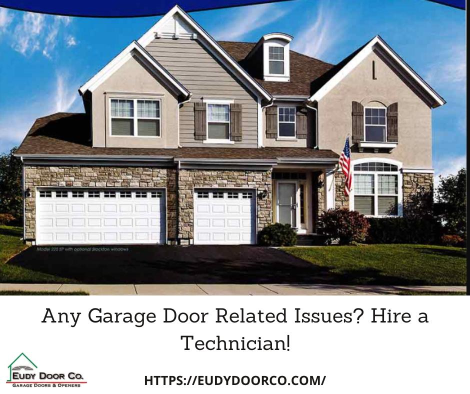 Garage Repair Contractor in Sacramento