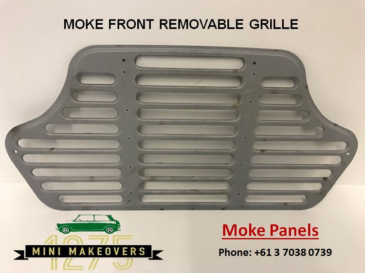 Moke Panels and Moke Body Panels Sale Online