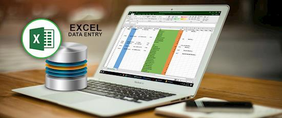Pdf to Excel Data Entry Services