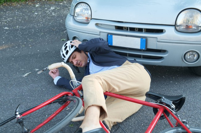 What To Do If You Have Been Involved In A Bicycle Collision?