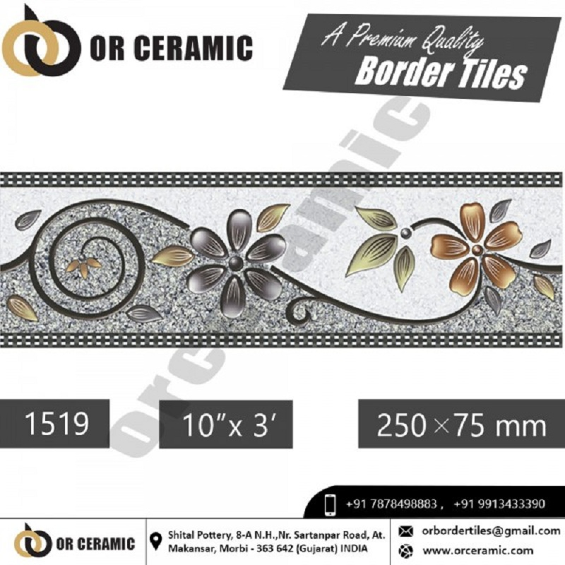 Best Ceramic Border Tiles Supplier in Andhra Pradesh | Or Ceramic